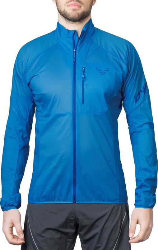 Alpine Wind Jacket Men sparta blue 1 S 2017 Laufjacken