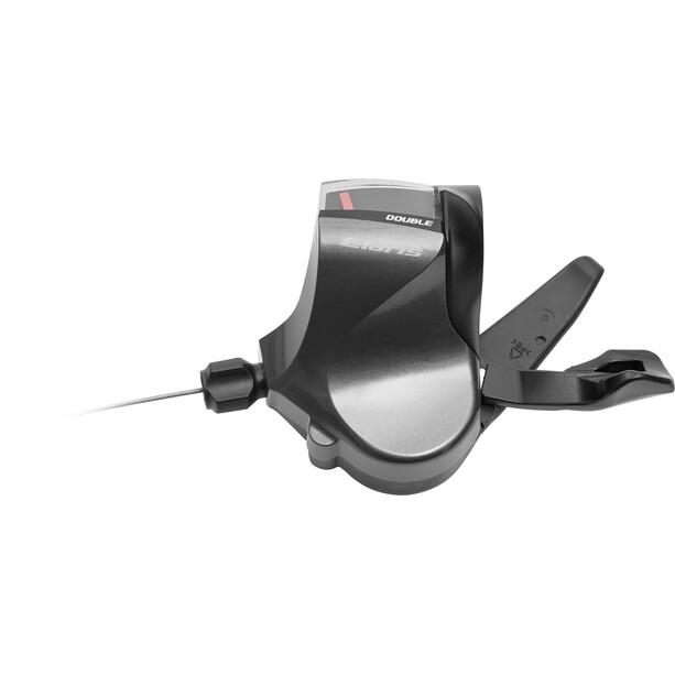 Shimano Claris SL-R2000/-R2030 Schalthebel 2-fach grau