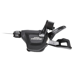 Shimano Deore MTB SL-M6000 Schalthebel 2/3-fach schwarz schwarz