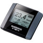 Shimano Steps SC-E6000 Informations-Display schwarz/silber