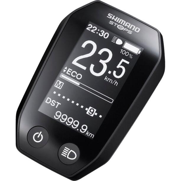 Shimano Steps SC-E6010 Information Display, noir