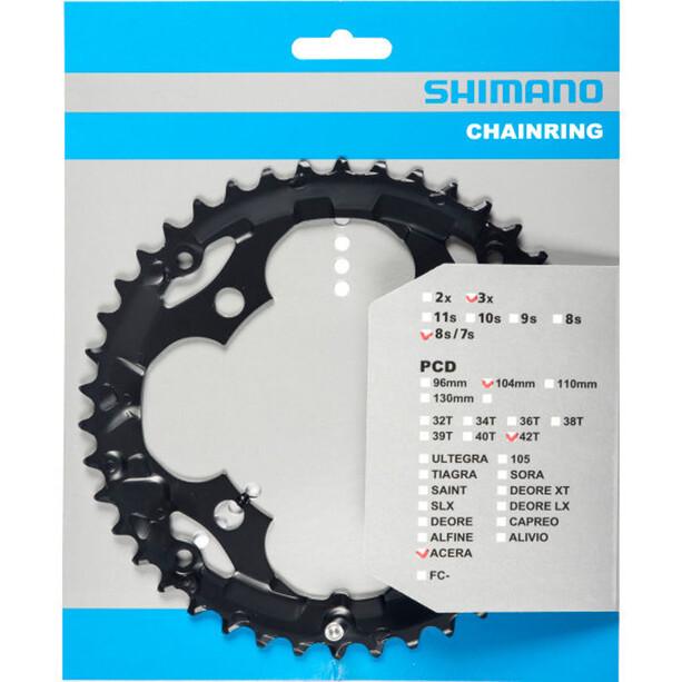 Shimano Acera FC-M361 Chainrings