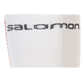 Salomon Speed Calf Socken white/matador
