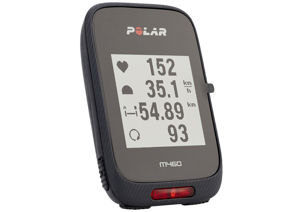 polar m460 gps fahrradcomputer schwarz g nstig kaufen. Black Bedroom Furniture Sets. Home Design Ideas
