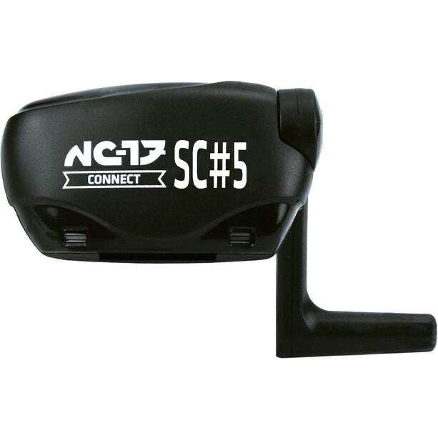 NC-17 Connect SC#5 Speed und Trittfrequenz