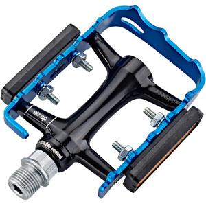 NC-17 Trekking S-Pro Pedale schwarz/blau schwarz/blau