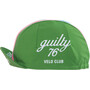 guilty 76 racing Velo Club Race Cap green