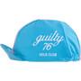 guilty 76 racing Velo Club Race Cap blue