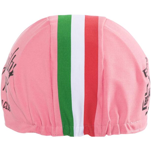 guilty 76 racing Velo Club Race Cap pink