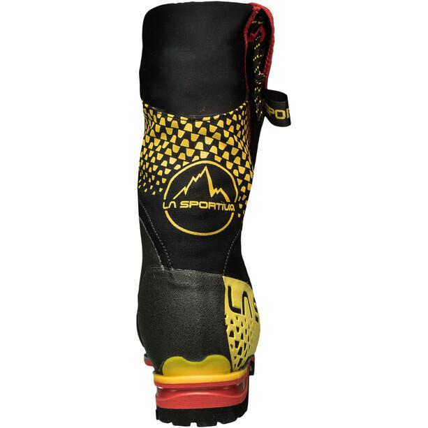 La Sportiva G5 Boots Herr black/yellow
