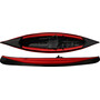 nortik scubi 1 XL Kayak red/black