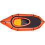 nortik TrekRaft Dinghy with Deck orange/black