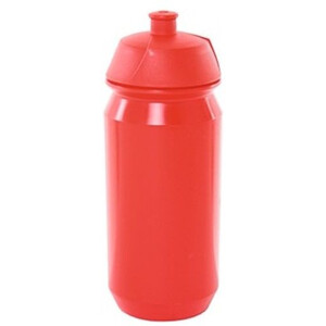 Tacx Shiva Drinking Bottle 500ml red red