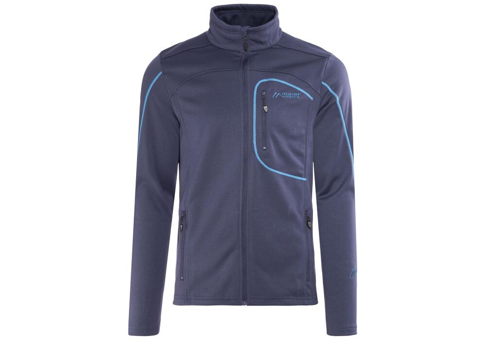 maier sports tranby veste homme bleu sur. Black Bedroom Furniture Sets. Home Design Ideas