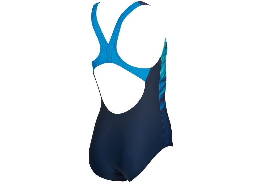 Arena phenix costume da bagno bambino blu su - Costume da bagno bambino ...