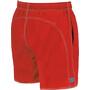 arena Fundamentals Solid Boxer Herren red-turquoise