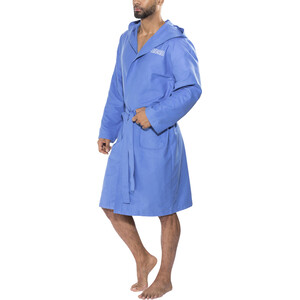 arena Zeal Bathrobe royal-white royal-white