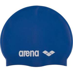 arena Classic Silicone Schwimmkappe Kinder skyblue-white skyblue-white