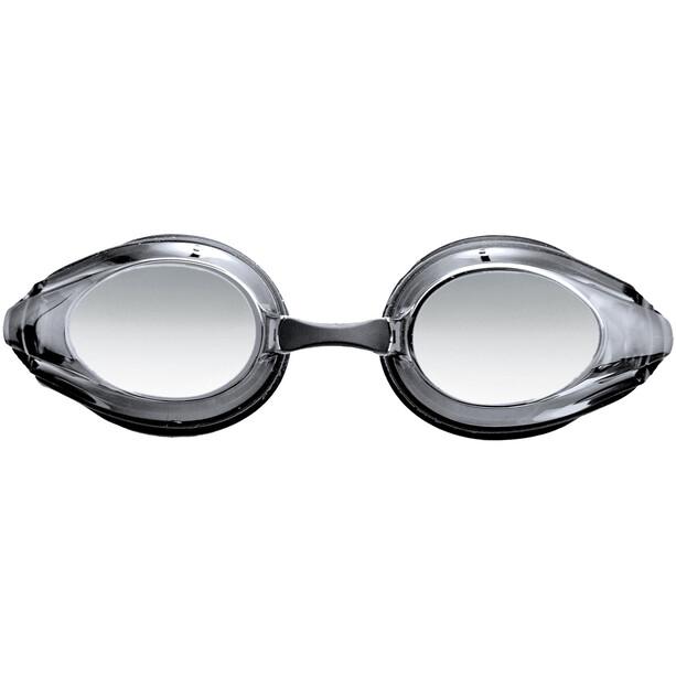 arena Tracks Mirror Goggles black-smoke silver-black