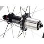 FSA Vision Trimax Carbon 35 Laufradsatz Clincher Shimano schwarz/grau