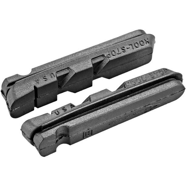 Kool Stop Dura Type Bremsbeläge für Carbon Felgen schwarz