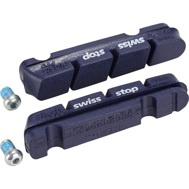 DT Swiss BXP Patins de frein sur jantes Pour Shimano DT PR 1400 Oxic, blue