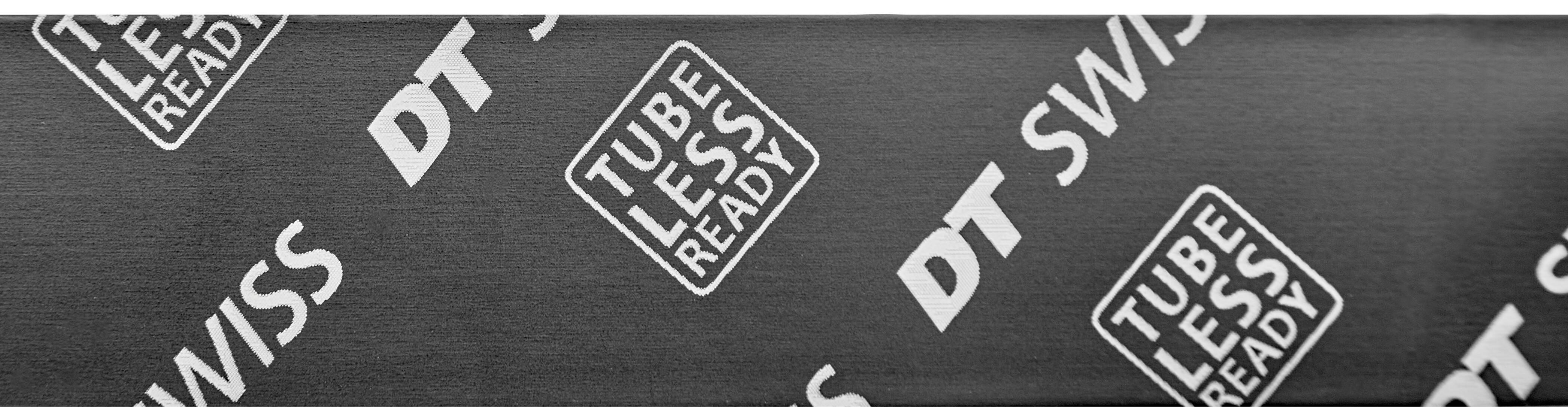 DT Swiss Felgenband Tubeless 37 mm 10 m Rolle schwarz
