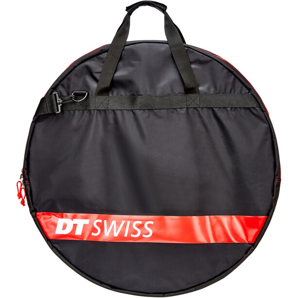 DT Swiss ERC 1100 DICUT Disc 47 Clincher Vorderrad schwarz