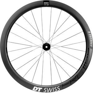 DT Swiss ERC 1100 DICUT Disc 47 Clincher Rueda delantera, negro negro