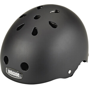 Nutcase Street Helm Kinder blackish matte blackish matte