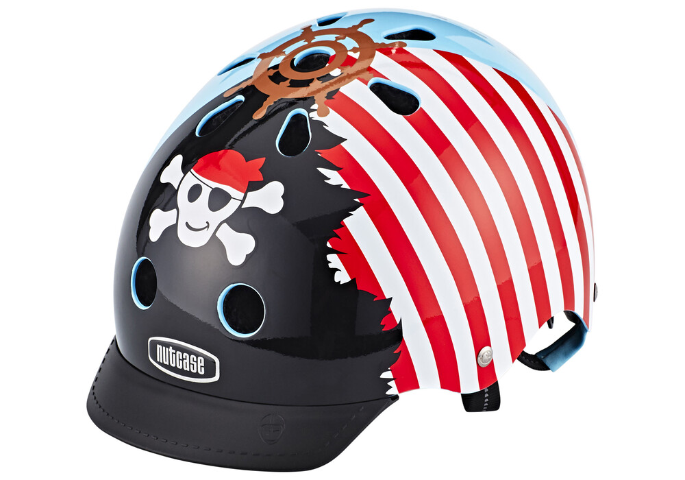nutcase little nutty street helmet kids ahoy online kaufen. Black Bedroom Furniture Sets. Home Design Ideas