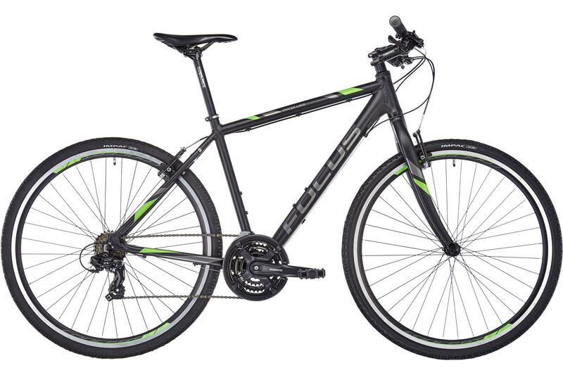 FOCUS Crater Lake Elite magic black matt Crossräder Damen 625019383