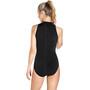 speedo Hydrasuit Flex Swimsuit Dame black