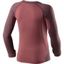 Houdini Alpha Crew Shirt Barn Mulberry Red