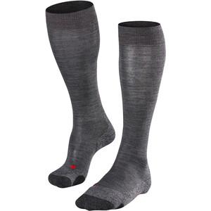 Falke TK 2 Lange Socken Damen asphalt melange asphalt melange
