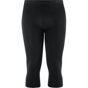Falke Maximum Warm 3/4 Tights Herren black black