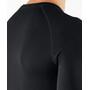 Falke Maximum Warm Comfort Langarmshirt Herren black