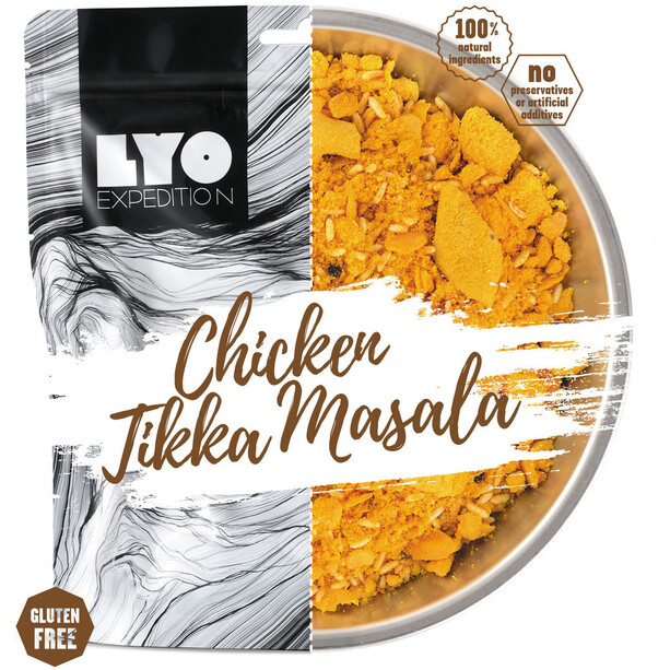 Lyofood Chicken Tikka-Masala Small Pack 95g