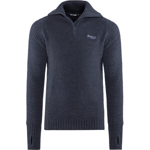 Bergans Ulriken Sweat-shirt Homme, bleu bleu