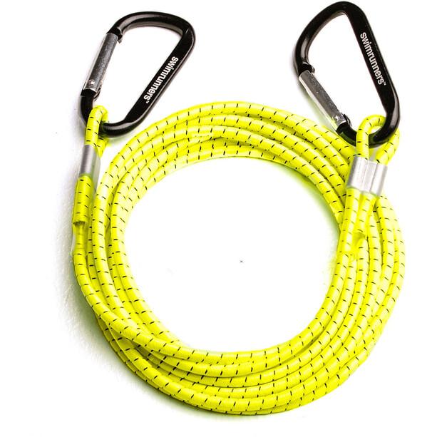 Swimrunners Support Pull Belt Cord 3m neon yellow