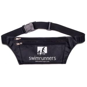 Swimrunners Waistbag black black