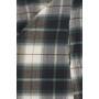 Royal Robbins Merinolux Plaid Flanellhemd Damen weiß/braun