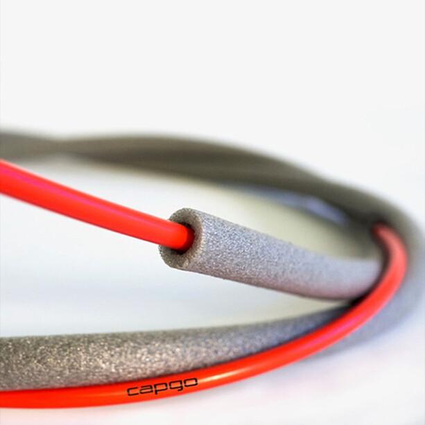 capgo Orange Line Støjbeskyttelse til bremsekabler 2m
