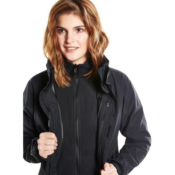 Berghaus Hillwalker 3In1 Jacke Damen black/black