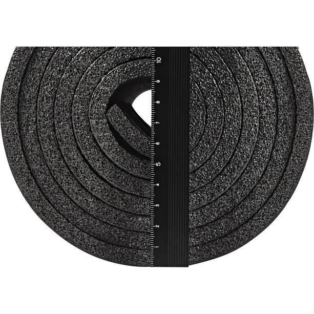 CAMPZ Isomatte Einlagig 200x55cm schwarz