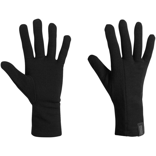 Icebreaker Apex Liners Handschuhe black