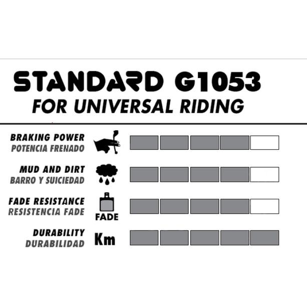 GALFER BIKE Standard Brake Pads Avid Code R/RSC/Guide RE