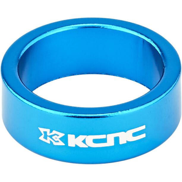 "KCNC Headset Spacer 1 1/8"" 12mm blau"