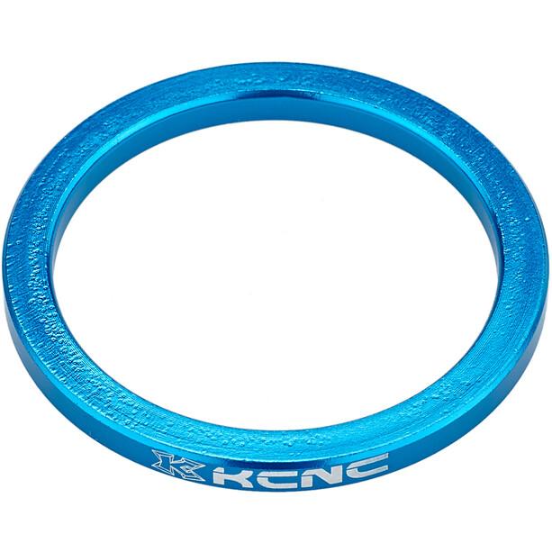 "KCNC Headset Spacer 1 1/8"" 3mm blau"