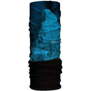 HAD Original Fleece Schlauchschal blau/schwarz blau/schwarz